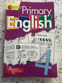 REDUCED Primary 4 revision books