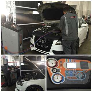 Aircon Servicing For All Cars