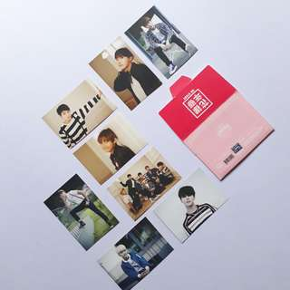 OFFICIAL BTS ONSTAGE Mini Photocard
