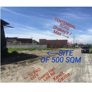 Commercial Lot for Sale! To help in community's cause.