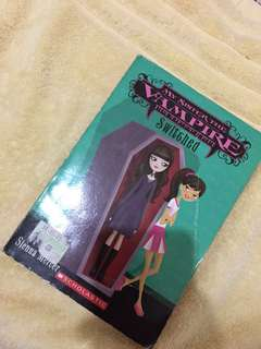 MY SISTER THE VAMPIRE: Switched