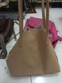 MERCHE BAG CREAM