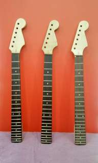 Strat Styled Custom Project Necks