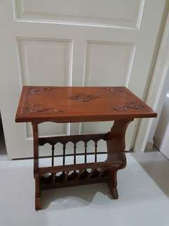 Antique Wooden Rack