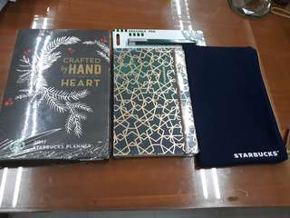 Starbucks Planner 2017 (Large)