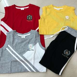 Baby Clothes- PRICE FOR ALL FOC A PANTS