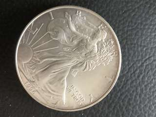 American $1 coin( 1996)
