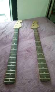 Bass Replacement Custom Project Necks