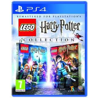 PS4 Lego Harry Potter
