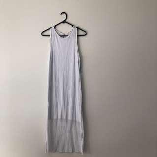 Silence & noise Dress. Size small - medium