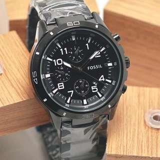 jam tangan fossil rantai 1010