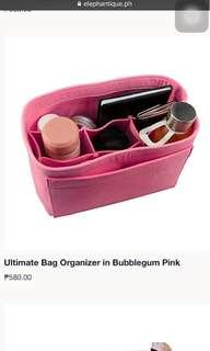 Elephantique Ultimate Organizer in Bubble Gum Pink