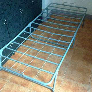 Foldable Single Bed Frame ❕Pick Up Only❕