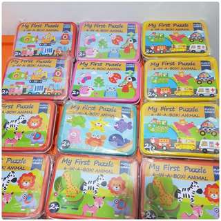 Wooden Puzzles for Sale