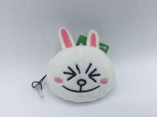 LINE 手機聽筒 防塵塞 Cony 兔兔 Phone Accessory