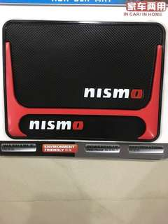 Non-Slip Dashboard Car Mat Nismo GTI Monster