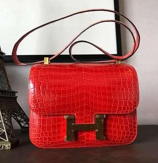 Authentic Hermes Constance 24