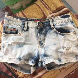 Blue Jeans Hotpants