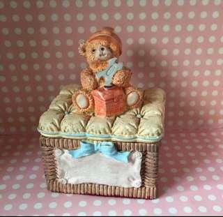 熊熊 置物盒