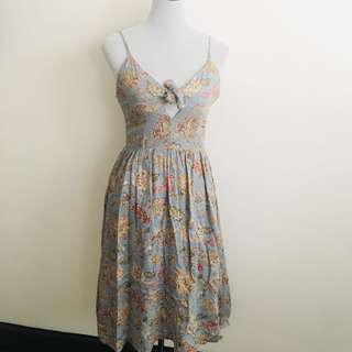 zalora midi dress (barely used)