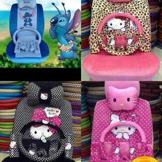 Character Car Seat Cover