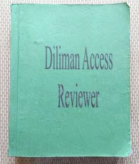 NMAT Diliman Access Reviewer