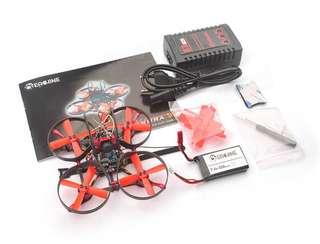 Eachine Aurora 90 90mm Mini FPV Racer RC Drone BNF w/ F3 OSD 10A BLheli_S Dshot600 5.8G 25MW 48CHFlysky Receiver