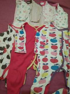 Sleepsuit Libby & Mothercare Take All