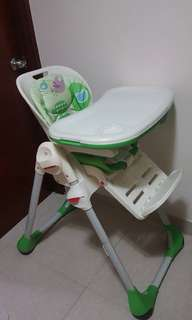 chicco baby high chair 嬰幼兒餐椅