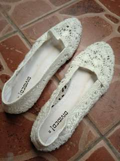 H&M  lace shoes