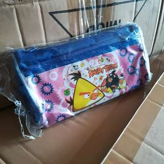 Angry Bird Pencil Case