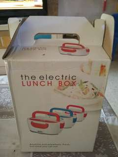 Electric keep warm lunch box