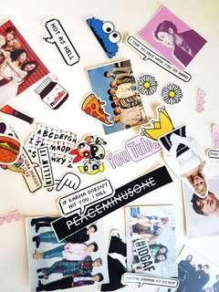 Laptop Stickers
