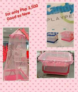 Baby Crib with free mosquito net