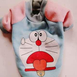🚚 哆啦A夢 Doraemon幼犬幼貓服飾