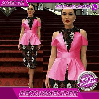 Dress Aulia Batik Exclusive