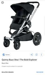 Quinny Buzz Xtra 4 wheels