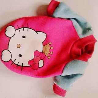 🚚 Hello Kitty幼貓幼犬服飾