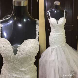 Wedding gowns for take all!