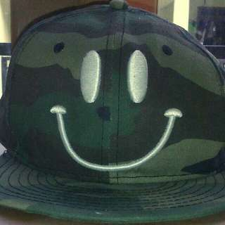 Topi Army Love & Peace New Era #CarousellCintaBumi
