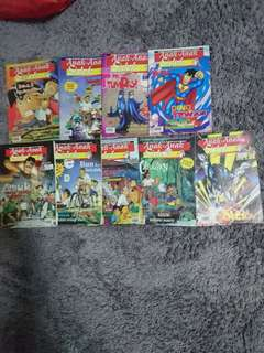 Anak Anak Sidek Collection Comic