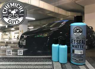 Chemical Guys Blue JetSeal Matte Sealant and Paint Protectant (70ml no label)