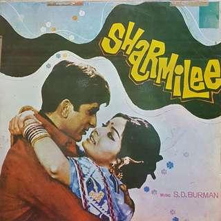 HINDI VINYL RECORD- SHARMEELEE