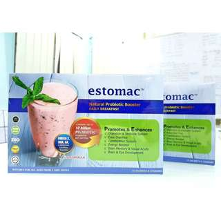 (Probiotic Product) Estomac Natural Probiotic Booster (15 Sachets/Serving) (Halal)