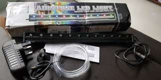 AIRSTONE LED Fish tank light with air pump support