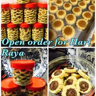 Pineapples Tarts & Nutella Tarts