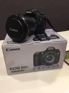 Canon EOS 60D (EF-S 18-200 IS Kit)