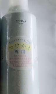 Sofina碳酸洗面 refill