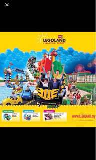 Direct Wholesale Agent from Legoland Themepark Malaysia