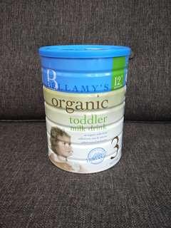 Bellamy Step 3 Organic Toddler Milk Drink